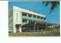 11 PORT La NOUVELLE Hôtel Restaurant Le Pole Nord ,façade Avec Terrasse - Port La Nouvelle