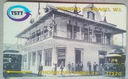 Trinidad 205CTTB Transfer Station $20 - Trinidad & Tobago