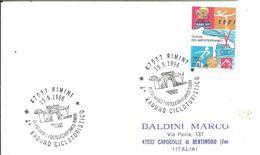 POSTMARKET 1996 ITALIA - Ciclismo