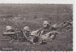 Schiessen Mit Gasmaske - Nicht Häufig - Militärstempel      (P-86-10317) - Matériel