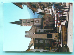 V4-05-A--hautes Alpes--guillestre--place Albert-eglise--fontaine-animee - Guillestre