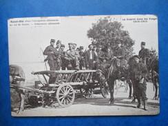 VOSGES   88    ST-DIE   -   DESERTEURS ALLEMANDS   AU COL DE SAALES      TRES  ANIME      TTB - Saint Die