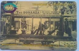 Trinidad 205CTTC Belmont Tramway $20 - Trinidad & Tobago
