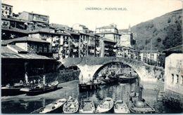 ESPAGNE -- ONDARROA --  Puente Viejo - Espagne