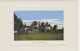 Sarnen - Passe-partout-AK - Col.       (P-86-10301) - OW Obwalden