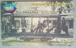 Trinidad 273CTTA Belmont Tramway $20 - Trinidad & Tobago