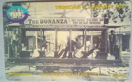 Trinidad 279CTTB Belmont Tramway $20 - Trinidad & Tobago