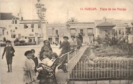 ESPAGNE -- HUELVA -- Plaza De Las Munjas - Huelva