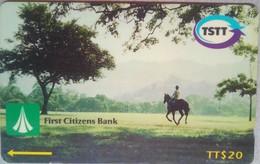 Trinidad 319CTTA First Citizens Bank $20 - Trinidad & Tobago