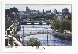 Dublin - River Liffey. SP717 - Dublin