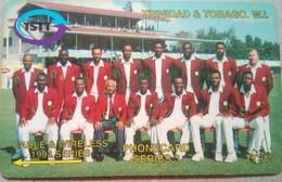 Trinidad 8CTTC Cricket Team $15 - Trinidad & Tobago