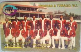 Trinidad 12CTTB Cricket Team $15 - Trinidad & Tobago
