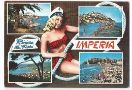 Imperia - Riviera Dei Fiori- Vedutine - Imperia