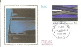 FDC 1986 - FDC