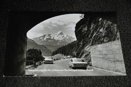 1168- Tunneldurchfahrt Bei Sölden Mit Nederkogel / Autos / Cars / Coches - Sölden