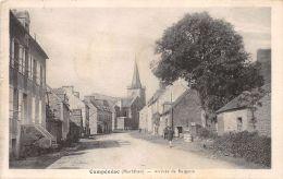 Campénéac (56) - Arrivée De Beignon - France