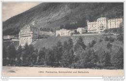 Pontresina - Schlosshotel Und Bellavista - GR Grisons