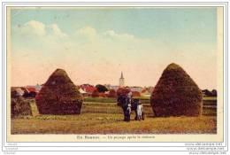 En Beauce - Paysage Après La Moisson (éditeur à Orléans - Posté à Chateaudun) - Centre-Val De Loire