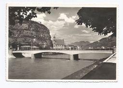 Trento - Ponte San.Lorenzo E La Chiesa Di San Apollinare.1960 - Trento