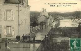 270917 - 19 BRIVE - Inondations Du 30 Novembre 1910 - Quartier Des Jacobins - Brive La Gaillarde