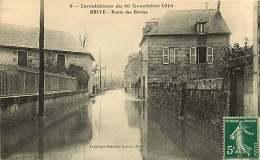 270917 - 19 BRIVE - Inondations Du 30 Novembre 1910 - Route Des Bordes - Brive La Gaillarde