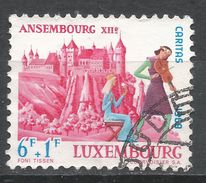 Luxembourg 1969. Scott #B274 (U) Ansembourg Castle - Luxembourg