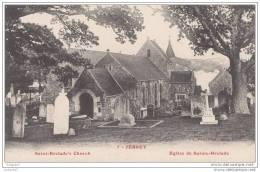 Jersey - Saint-brelade - Church - Jersey