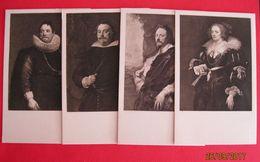 Anthonis Van Dyck - Lot Of 15 Pictures In Original Envelope - 5 - 99 Postcards