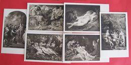 Peter Paul Rubens - Lot Of 15 Pictures In Original Envelope - 5 - 99 Postcards