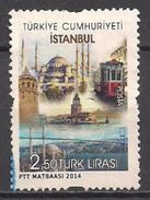 Türkei  (2014)  Mi.Nr.  4114  Gest. / Used  (5fj12) - 1921-... Republic