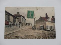 Marquise, Rue Du Tir à L'arc. Ecole Communale De Filles. - Marquise
