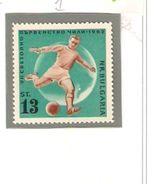 BULGARIA 1952 - Calcio