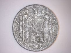 1940 - 10 CENTIMOS ESPAGNE - SPAIN - 10 Céntimos