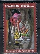Rwanda Y/T 1334 (0) - Rwanda
