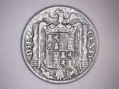 1941 - 10 CENTIMOS ESPAGNE - SPAIN - 10 Céntimos