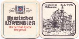 #D163-240 Viltje Hessisches Löwenbier - Sous-bocks