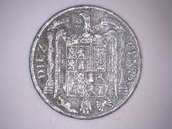 1953 - 10 CENTIMOS ESPAGNE - SPAIN - 10 Céntimos
