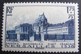LOT BP/205 - 1938 - VERSAILLES - N°379 NEUF** - Cote : 46,00 € - Unused Stamps