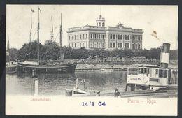 +++ CPA - Lettonie - RIGA - Seemannshaus - Russie  // - Lettonie
