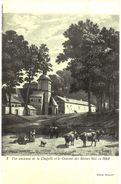 CPA N°9603 - VUE ANCIENNE DE LA CHAPELLE ET LE COUVENT DES MOINES BATI EN 1660 - Honfleur