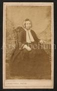 Photo-carte De Visite / CDV / Foto / Femme / Woman / Photo J. H. Gotthold / Madame Dinalhejons (?) / Hasselt - Photos