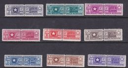 Somalia Scott Q56-64 1950 Parcel Post, Mint Never Hinged - Somalie (AFIS)