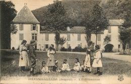 SYLVANES LES BAINS L'ETABLISSEMENT - Autres Communes