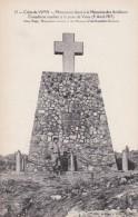 AQ59 Crete De Vimy, Monument A La Memoire Des Artilleurs Canadiens - France