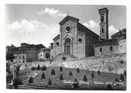 BARBERINO D'ELSA - VEDUTE DELLA CHIESA   VIAGGIATA FG - Firenze