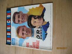 """Revue """"Miroir Du Cyclisme """" N° 73 De Juin - Tour De France 1966  - Gimondi, Anquetil, Anglade (fr43) - Sport"""