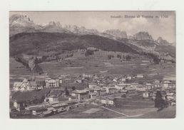 MOENA DI FIEMME -  DOLOMITI - NON VIAGGIATA - ITALY POSTCARD - Trento