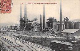 POMPEY - Hauts Fourneaux Et Aciéries - France
