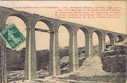 50 - Fermanville (Manche) - Le Viaduc - France