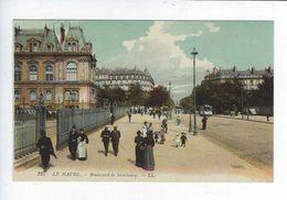 CPA Le Havre Boulevard De Strasbourg LL. N° 225 - Le Havre